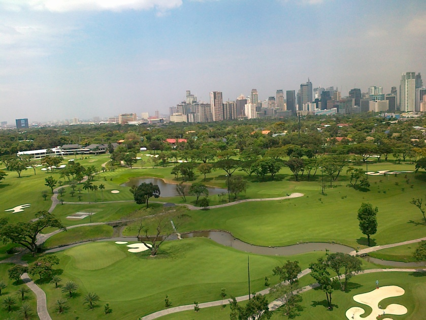 commercial lot sale - makati golf club