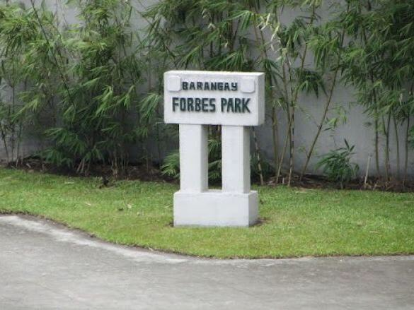 Forbes park